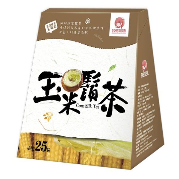 【雙笙妹妹】玉米鬚茶 - 三角盒裝