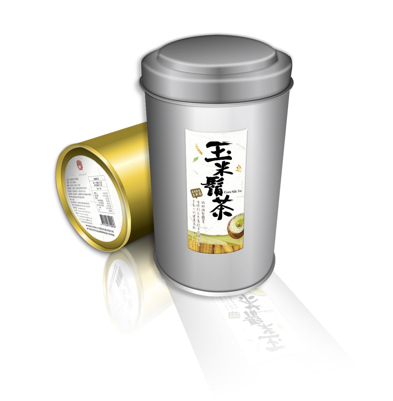 【雙笙妹妹】玉米鬚茶 *鐵罐包裝組合* (缺貨中,預訂到貨日5月中旬)