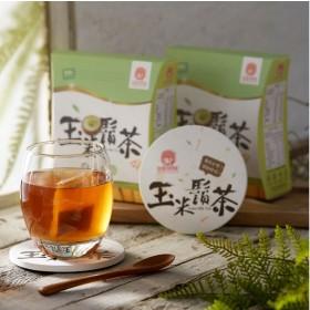 【雙笙妹妹】玉米鬚茶-雙盒組